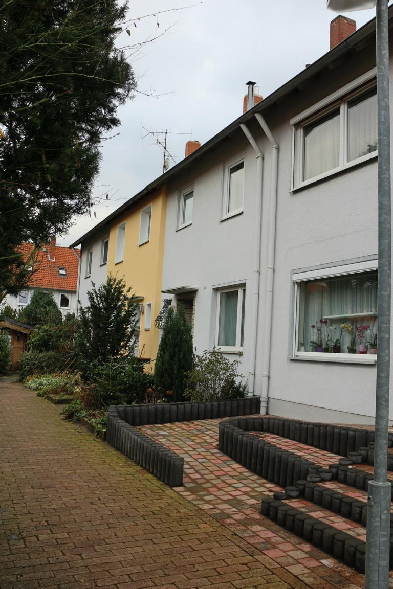 Schönes Reihenhaus in Hannover-Bothfeld