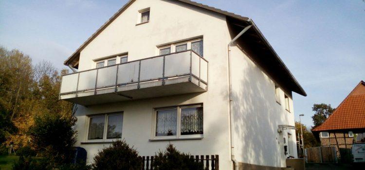Mietwohnung im Erdgeschoss in Veltheim – 5 Zimmer – Küche – Bad