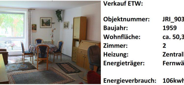 Schöne 2-Zimmer-Wohnung im Norden der Neuen Vahr